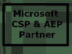 Microsoft CSP Partner Logo